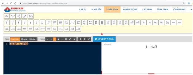 Cách Gõ Công thức toán học trong website WordPress thành công 100% 05
