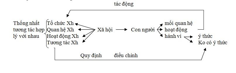 ĐỀ CƯƠNG ÔN TẬP MÔN XÃ HỘI HỌC từ A đến Z Theo chuẩn chương trình