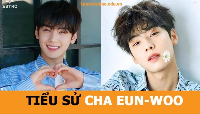 TIỂU SỬ CHA EUN-WOO
