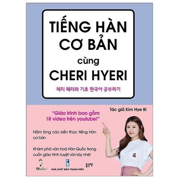 Nơi Bán Sách Tiếng Hàn cơ bản cùng Cheri Hyeri Rẻ Nhất - Chất lượng