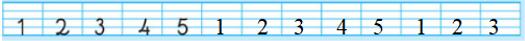 GIẢI: Luyện Tập SGK Trang 16 Toán Lớp 1 Chuẩn Xác